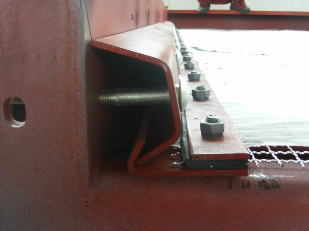 Linear Vibrating Screen Gyratory Sifter Sifting Equipment